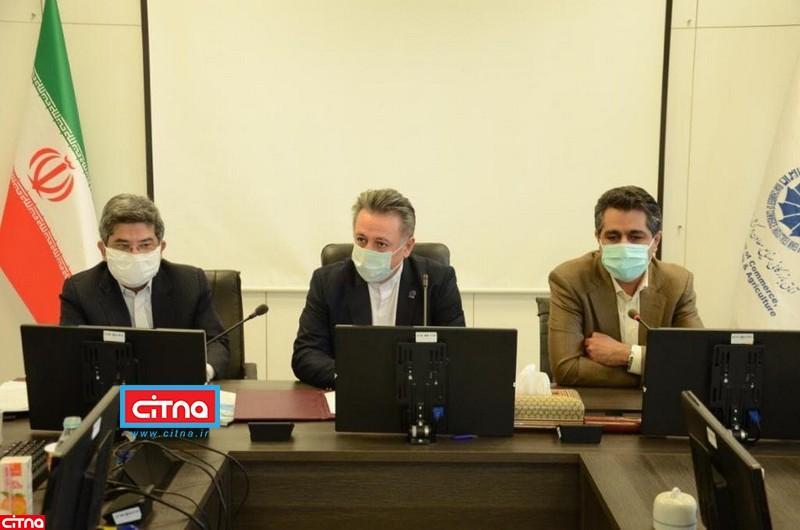 مجمع عادی بهطور فوق العادهی اتحادیهی صادرکنندگان صنعت مخابرات ایران برگزار شد (+تصاویر)