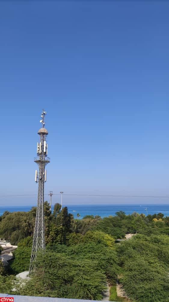 خدمات 5G در مسیر جزیرهی کیش
