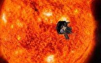 کاوشگر پارکر ناسا به ۴۳ میلیون کیلومتری خورشید رسید