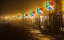 نقشههای گوگل در حال بررسی وضعیت روشنایی خیابانهاست!