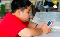 تاثیر شبکههای اجتماعی بر روی افزایش وزن کودکان!