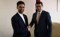 وزیر ارتباطات در دیدار با همتای ارمنی خود تأکید کرد: ضرورت تسریع در احداث پارک ویژه برای استارتآپهای ایرانی حوزهی ICT در ارمنستان