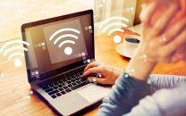 نحوهی ایجاد شبکهی اتصال به اینترنت در لپتاپ