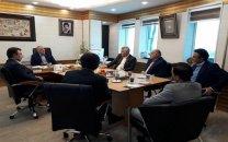 بررسی راهکارهای همکاری شرکت مخابرات ایران و پست بانک در خصوص واگذاری ۵ میلیون اینترنت پرسرعت