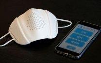 ماسک هوشمند، صدا را به متن تبدیل میکند