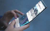 ال جی قصد تولید گوشی با نمایشگر منعطف را دارد