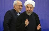 از نظر دکتر روحانی، جمهوری اسلامی تنها یک سیاست خارجی و یک وزیر خارجه دارد