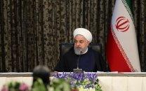 """واکنش روحانی به قرار نگرفتن ماهواره """"پیام""""در جایگاه خود"""