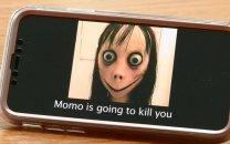 """هنگام احساس خطر از """"مومو"""" با ۱۲۳ تماس بگیرید"""