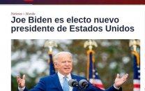 رسانه آمریکای لاتین: بایدن قول داد به برجام برگردد