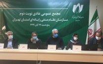 نتایج انتخابات ششمین دوره هیات مدیره و بازرس سازمان نظام صنفی رایانه ای استان تهران اعلام شد