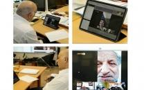 اولین ملاقات عمومی مدیرعامل شرکت مخابرات ایران به صورت غیر حضوری برگزار شد