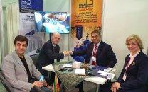 نیان الکترونیک تنها شرکت ایرانی حاضر در نمایشگاه تلکام روسیه