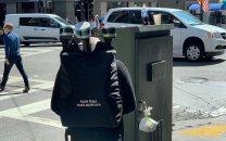 جمع آوری اطلاعات خیابانها با کوله پشتی توسط اپل!