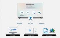 تلویزیونهای هوشمند به رایانه رومیزی و موبایل متصل خواهند شد