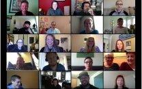 امکان گفتگوی همزمان ۵۰ نفر با اسکایپ میسر شد