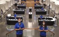 سامسونگ گواهینامهی برخورد با مشتری در دوران ویروس کرونا دریافت کرد