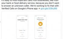 ویژگی جدید گوگل تماسهای اسپم را شناسایی میکند