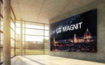 شرکت ال جی تلویزیون ۱۶۳ اینچی به بازار عرضه میکند