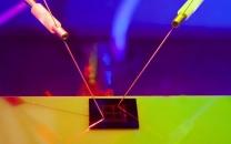تولید تراشهی هوش مصنوعی که از نور انرژی میگیرد