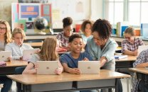 معرفی محصولات اپل برای دانشآموزان و معلمان