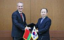 شروع همکاری بلاروس و کره جنوبی برای توسعه دولت الکترونیک