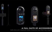 کوچکترین دوربین ۳۶۰ درجه دنیا با کیفیت ۸K ساخته شد