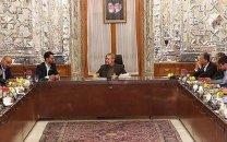 تاکید رئیس مجلس بر توسعهی خدمات الکترونیکی مردم محور