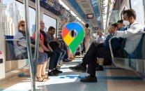 با گوگل مپ از شلوغی مترو مطلع شوید