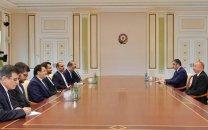 استقبال رئیس جمهور آذربایجان از پیشنهاد وزیر ارتباطات کشورمان برای مشارکت علمی در ساخت ماهوارهی سنجشی