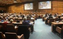 حضور فعال هیات ایرانی در نشست زیرکمیتهی حقوقی کوپوس