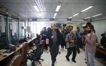 سرورهای تلگرام در ساختمان امام (ره) وزارت ارتباطات پیدا نشد!
