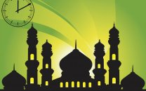 اوقات شرعی ماه مبارک رمضان 1396 در شهرهای ایران