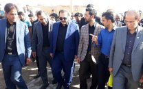 پروژههای زیرساختی و ارتباطی شهرستانهای استهبان و نی ریز با حضور وزیر ارتباطات افتتاح شد