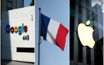 شکایت فرانسه از گوگل و اپل به دلیل رویکرد تجاری