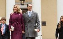 عروس ارشد ترامپ، درخواست طلاق داد
