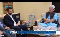 مذاکرات وزیر ارتباطات ایران با همتای هندی در دهلی نو /فیلم