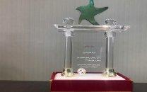 دریافت نشان ستاره طلایی روابط عمومی توسط شرکت مخابرات ایران