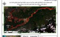 هشدار وزیر ارتباطات؛ تشدید آب گرفتگی و سیلاب در گمیشان، همزمان با ذوب شدن برفهای بالا دست!