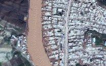 استفاده از تصاویر پهپادی و ماهوارهای، مدیریت بحران را فناورانه و زندگی را ایمنتر میکند