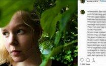 دختر قربانی تجاوز در هلند، در اینستاگرامش خبر داد و جان سپرد! (+عکس)