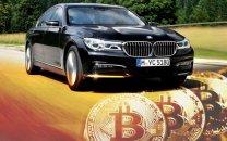 خرید خودروی BMW با بیت کوین!