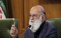 قدردانی رییس شورای اسلامی شهر تهران از بانک شهر