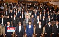 گزارش تصویری/ مراسم بهره برداری از فاز اول دولت همراه