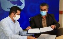امضای تفاهمنامه مرکز روابط عمومی وزارت بهداشت و روبیکا
