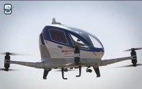 تاکسیهای پرنده تا سال 2025 از راه میرسند