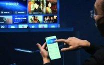 """استفاده از سیستمعامل جدید هوآوی در تلویزیونهای هوشمند """"هونور"""""""