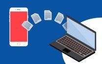 چند روش آسان و سریع انتقال فایل از تلفن هوشمند به رایانه و بالعکس