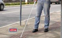 تلویزیونهای شهری حمل و نقل و ترافیک چشم نابینایان میشود