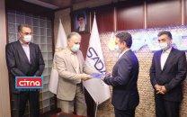 محمودزاده مدیرعامل جدید شرکت پرداخت الکترونیک سداد شد